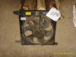 Вентилятор радиатора Daewoo Nexia