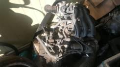 Двигатель в сборе. Chevrolet Spark