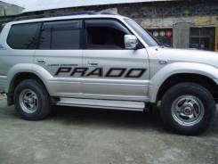 Оракал. Toyota Land Cruiser Prado