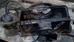 Заслонка отопителя. Daewoo Nexia Двигатель A15SMS