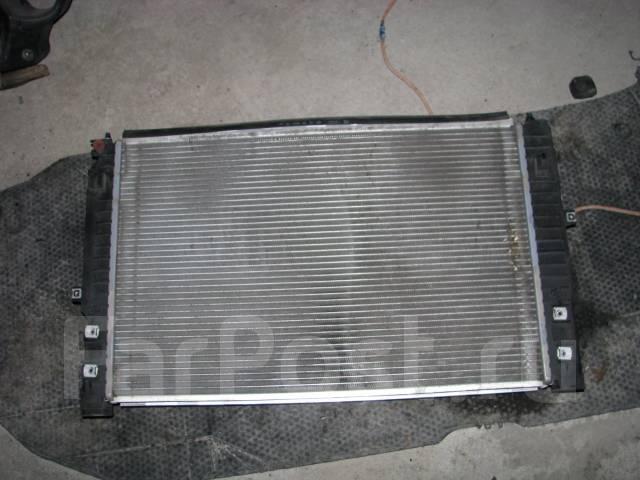 Радиатор охлаждения двигателя. Volkswagen Passat, 3B2, 3B3, 3B5, 3B6 Skoda Superb Audi S6, 4B2, 4B4, 4B5, 4B6 Audi A4, B5 Audi A6, 4B2, 4B4, 4B5, 4B6...