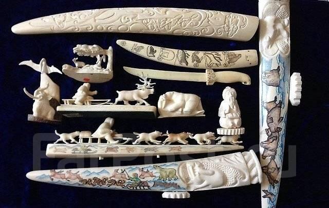 Куплю зубы кита кашалота бивни мамонта слона клык моржа значки серебро