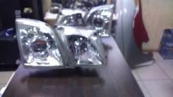 Стекло фары. Lexus LX470, UZJ100 Двигатель 2UZFE