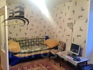 1-комнатная, улица Луговая 57а. Луговая, агентство, 36кв.м. Комната