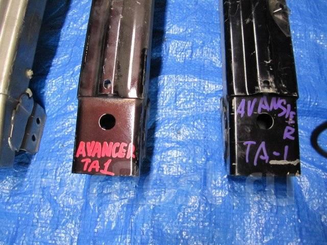 Жесткость бампера. Honda Avancier, TA1, TA2, TA4, TA3 Двигатели: F23A, J30A