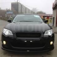 Губа. Subaru Legacy B4, BL5