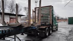 Тягачи, контейнерные, бортовые и лесовозные телеги. Автокран 15т.