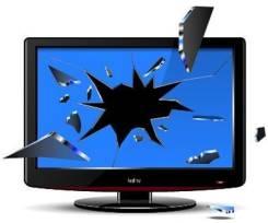 Возьму битые ЖК телевизоры, мониторы, Компьютеры, СВЧ печи