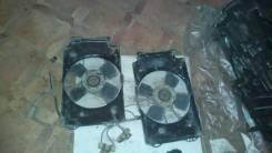 Радиатор охлаждения двигателя. Toyota Town Ace, CR30G Двигатель 2CT