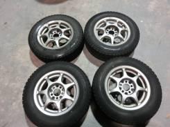 Bridgestone. 6.0x14, 5x114.30, ET38