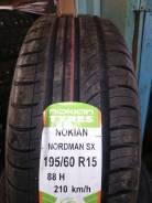 Nokian Nordman SX. Летние, 2015 год, без износа, 4 шт
