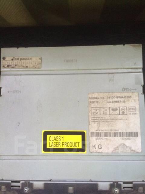 Магнитола. Honda CR-V, RD5