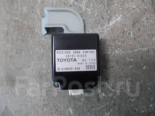 Блок управления дверями. Toyota Prius, NHW11 Двигатель 1NZFXE