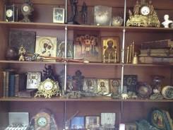 Куплю Икону Ромб Знамя Самовар Фарфор Штурвал Мебель Знак Рында