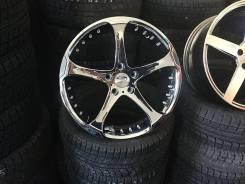 Sakura Wheels. 8.0x18, 5x112.00, ET42, ЦО 73,1мм.