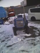 Hinomoto E280. Японские трактора, 15 л.с.