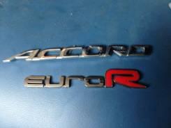 Эмблема. Honda Accord, CL7 Двигатель K20A