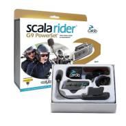 Мотогарнитура Scala Rider G9 PowerSet