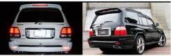 Катафот. Toyota Land Cruiser Cygnus Toyota Land Cruiser, HDJ101, FZJ100, FZJ105, HZJ105, HDJ100, UZJ100 Lexus LX470, UZJ100 Двигатели: 2UZFE, 1HZ, 1HD...