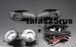 Фара противотуманная. Toyota Belta, SCP92, NCP96, KSP92