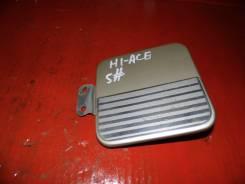 Лючок топливного бака. Toyota Hiace, LH51V, LH61V, YH61V, YH53V, YH51V, YH53, LH51, YH57G, YH51G, LH66V, LH51G, YH51 Двигатели: 2L, 3Y, 4Y, 3YU, 2LT
