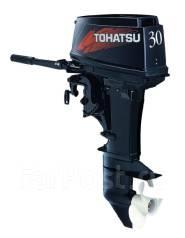 Tohatsu. 30,00л.с., 2-тактный, бензиновый, нога S (381 мм), Год: 2015 год
