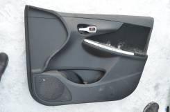 Обшивка двери. Toyota Corolla, ZRE151, NRE150