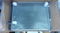 Радиатор охлаждения двигателя. Infiniti EX35, EX35 Двигатели: VQ35HR, VQ35