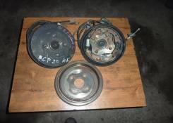 Ступица. Toyota Funcargo, NCP20 Двигатель 2NZFE