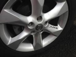 Наклейка. Nissan Juke