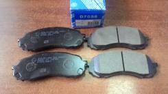 Колодка тормозная. Subaru Legacy, BH5 Subaru Impreza, GD3, GE2, GE3, GD2, GH3, GG2, GG3, GH2 Двигатели: EJ202, EJ154, EJ152