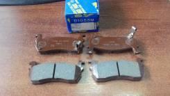 Колодка тормозная. Nissan: Pao, Micra, March, Figaro, BE-1 Двигатели: MA10S, MA12S, CG13DE, CG10DE, MA10T
