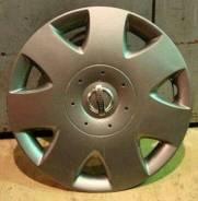 "1 колпак R15 от Nissan Almera. Диаметр Диаметр: 15"", 1 шт."