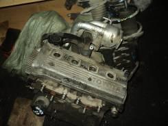 Двигатель 4EFE клин. по запчастям