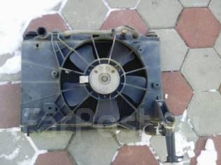 Диффузор. Mazda Demio, DY3W