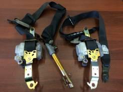 Ремень безопасности. Subaru Legacy, BLE, BP5, BL5, BP9, BL9, BPE Двигатели: EJ20X, EJ20Y, EJ253, EJ203, EJ204, EJ30D, EJ20C