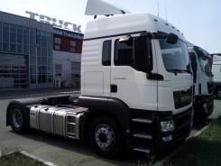 MAN 19. Тягач MAN TGS 19.400 4X2 BLS-WW (2 спалки, высок. кабина,2017г. ), 10 500 куб. см., 7 300 кг.