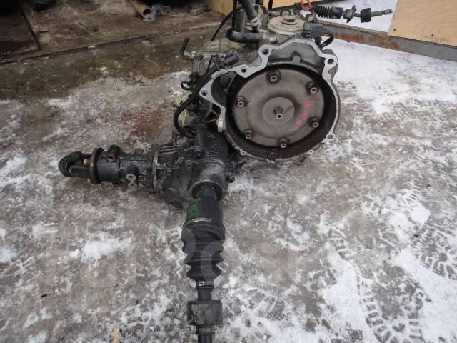 Контрактная б/у АКПП на Suzuki Wagon R 4WD