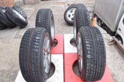 Bridgestone Blizzak Revo2. Всесезонные, 2007 год, износ: 10%, 4 шт