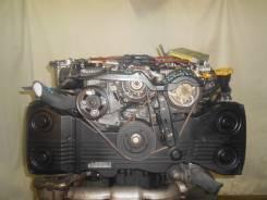 Контрактный б/у двигатель EJ20-T на Subaru Forester