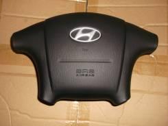 Крышка подушки безопасности. Hyundai Sonata, EF