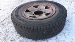 Bridgestone Blizzak W965. Зимние, 2001 год, износ: 50%, 1 шт