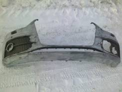 Бампер. Audi Q3, 8UB Двигатель CULC