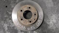 Диск тормозной. Mazda: Autozam Clef, Ford Telstar II, Eunos 500, MPV, MX-6, 626, Cronos, Ford Telstar, Capella, MS-8