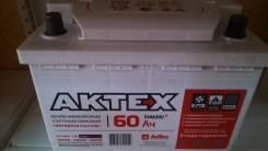 Aktex. 60 А.ч., левое крепление, производство Россия