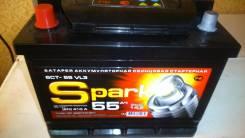 Spark. 55 А.ч., левое крепление, производство Россия