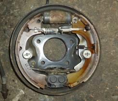 Стояночная тормозная система. Toyota Caldina, AT191G Двигатель 7AFE