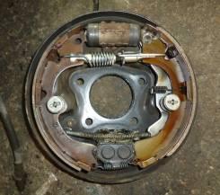 Стояночная тормозная система. Toyota Camry, SV41 Двигатель 3SFE