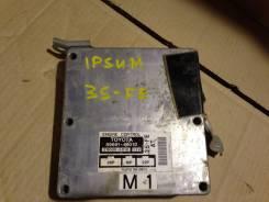 Блок управления двс. Toyota Ipsum, SXM10 Двигатель 3SFE