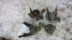 Подушка двигателя. Toyota Caldina, ZZT241W, ZZT241 Двигатель 1ZZFE